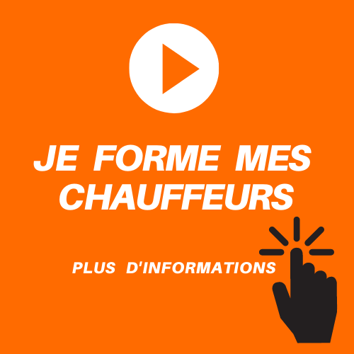 Je veux former mes chauffeurs